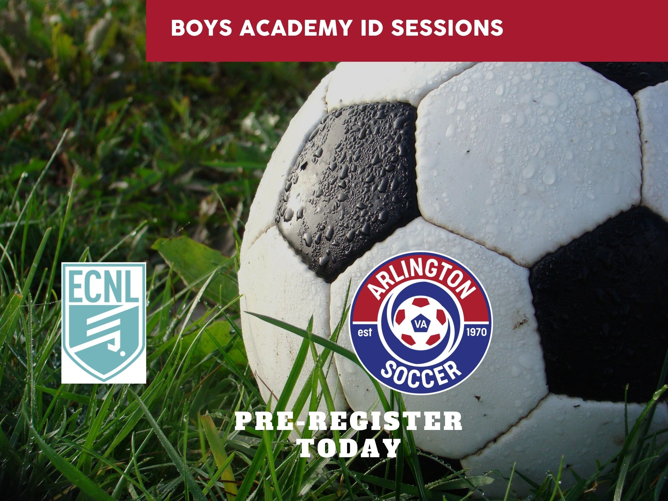 Boys Academy ID Sessions for Elite Players - April 18 and 25, 2021