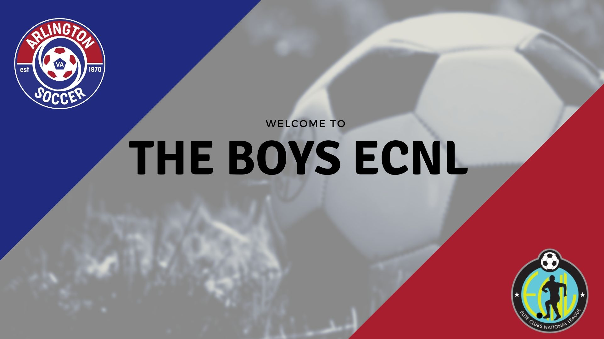 Arlington Soccer Boys Join the Boys ECNL Program